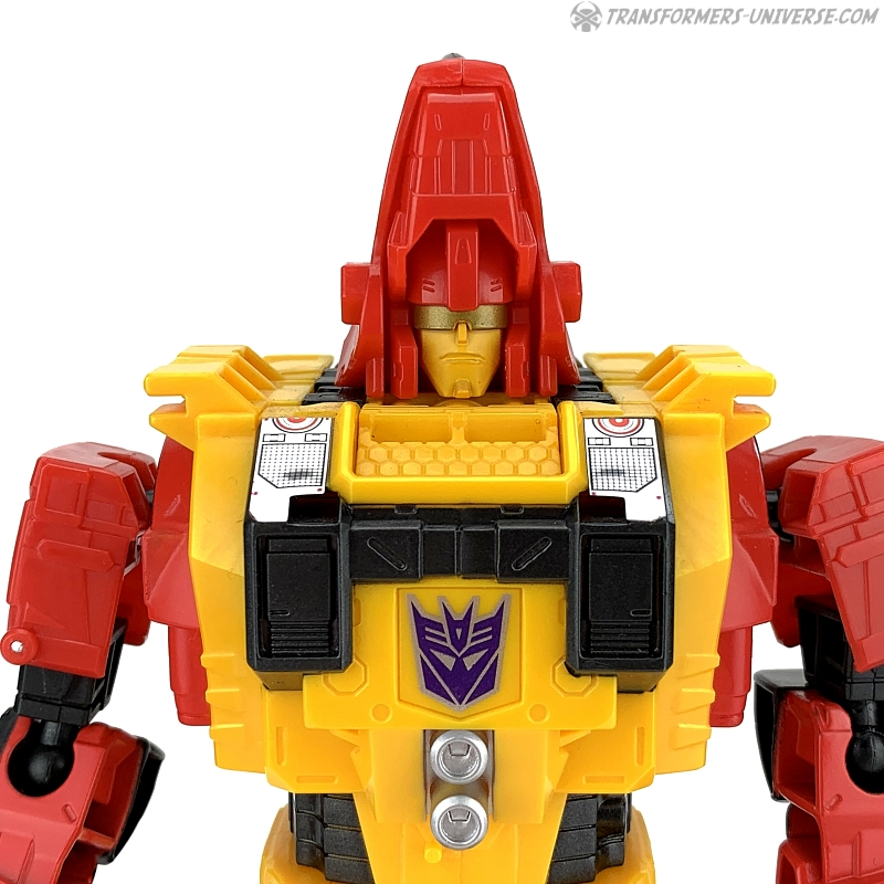 Power of the Primes Headstrong (2018)