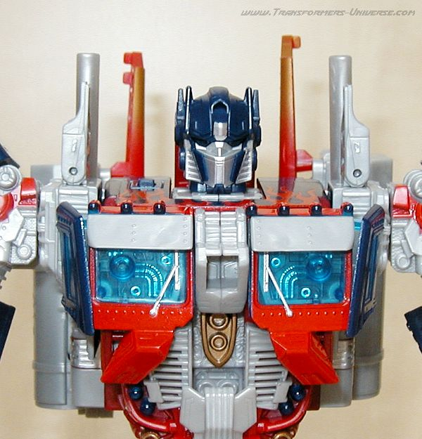 Movie Optimus Prime (2007)