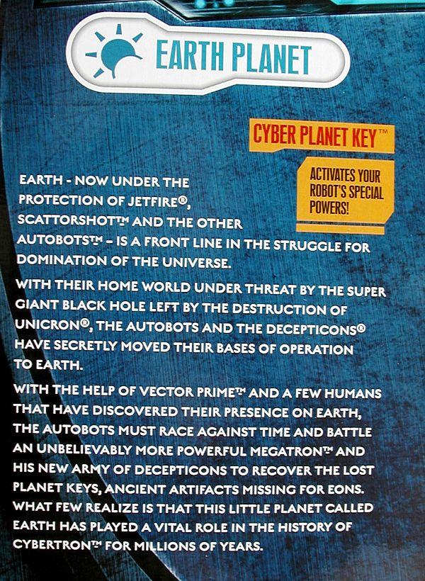 Earth Profile Bio