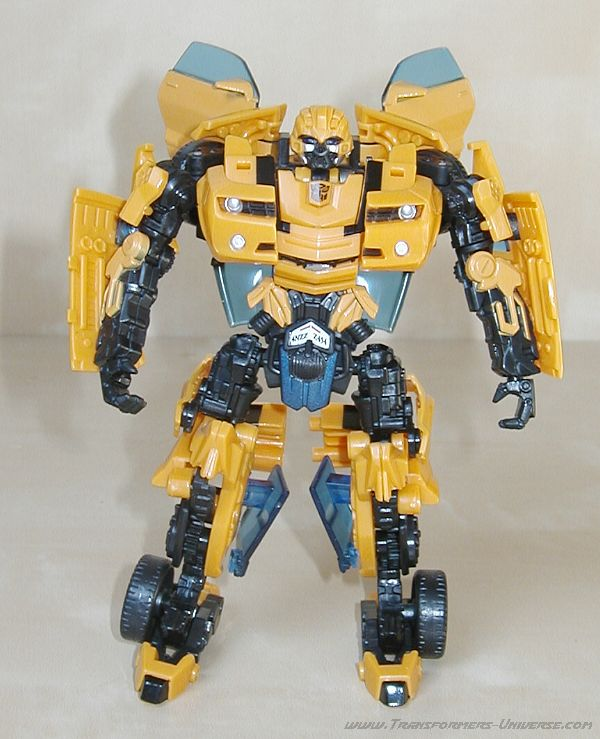 Bumblebee Transformers Robot
