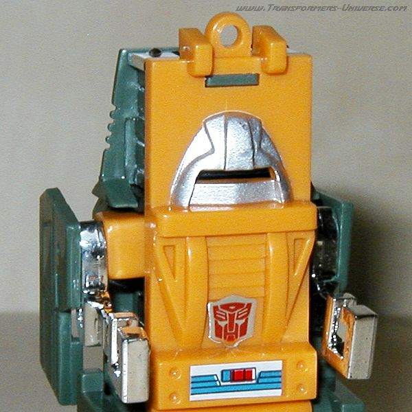 G1 Reissues Brawn (2003)