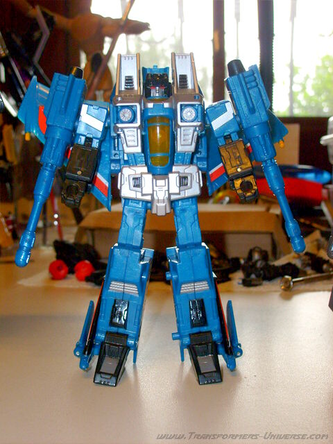 Botcon Exclusives Thundercracker (2007)