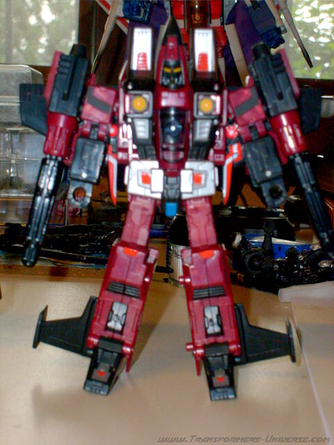 Botcon Exclusives Thrust (2007)