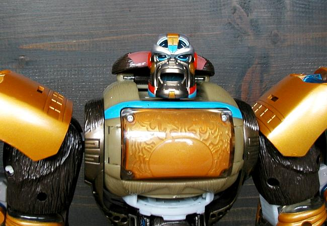 Robots in Disguise Air Attack Optimus Primal (2002)