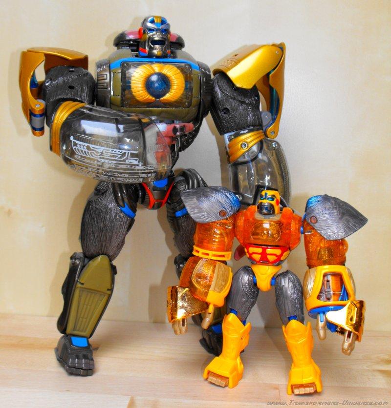 Optimus Primal Toys