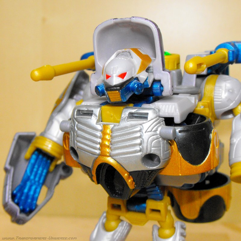 Beast Machines Strika (2001)