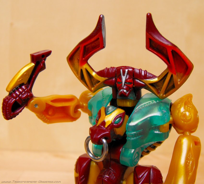 Beast Machines Longhorn (2000)