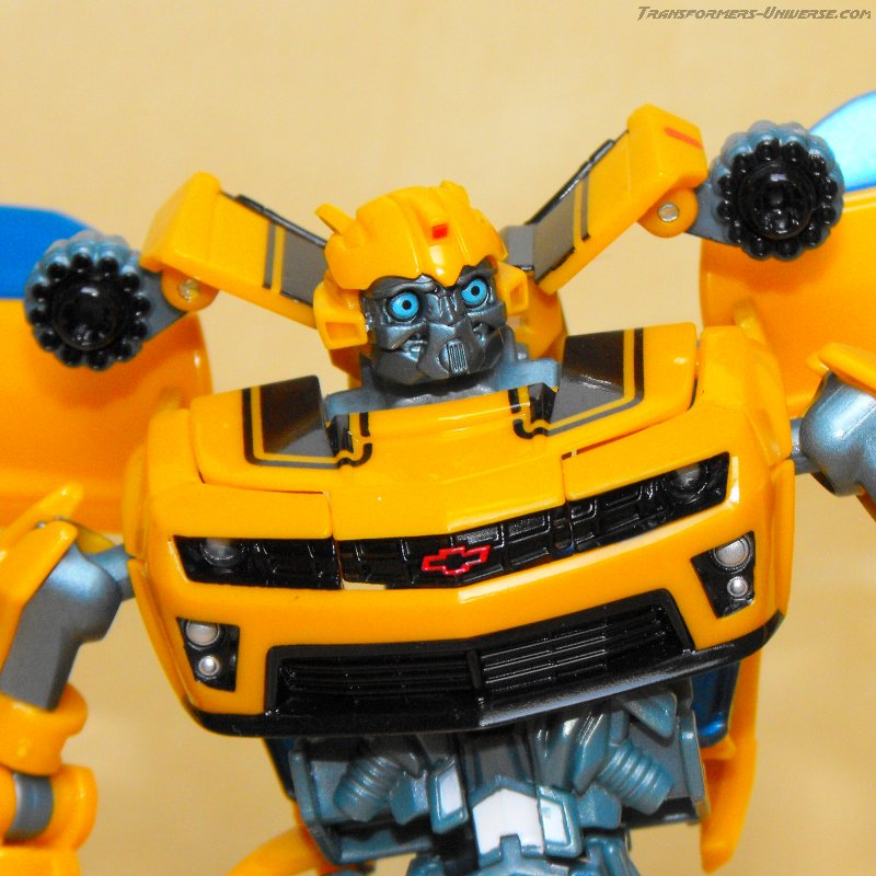 Revenge of the Fallen Cannon Bumblebee (2009)