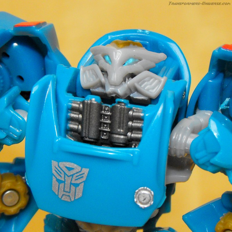 Revenge of the Fallen Nightbeat (2009)
