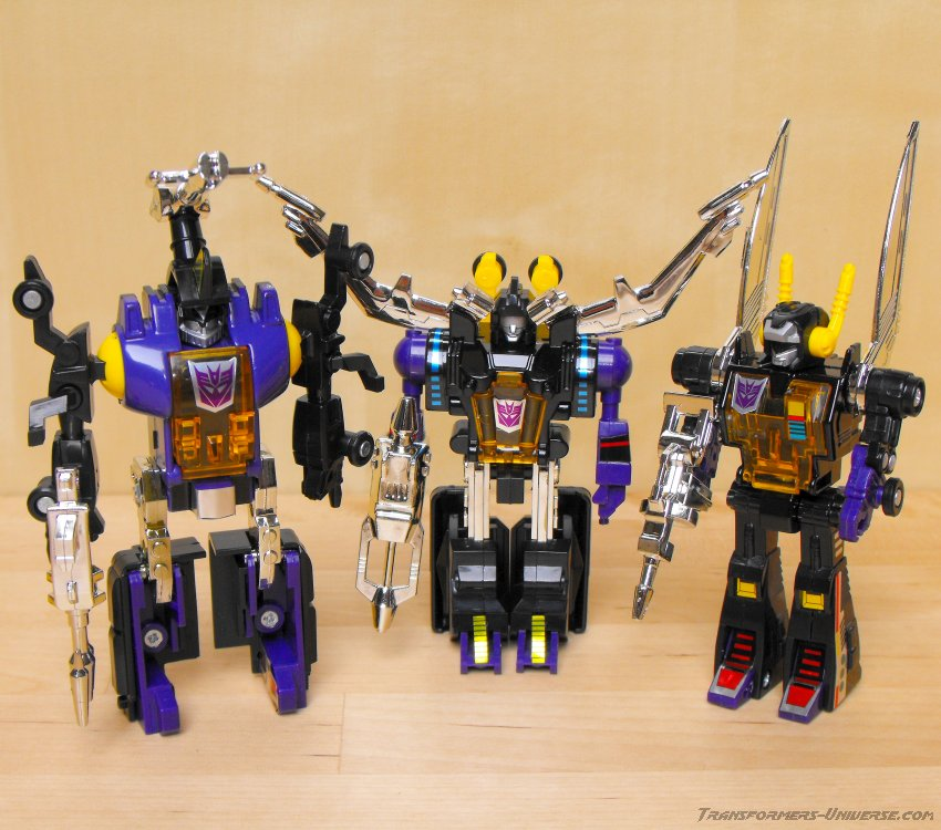 Transformers Universe Insecticons Universe Insecticons 1 /