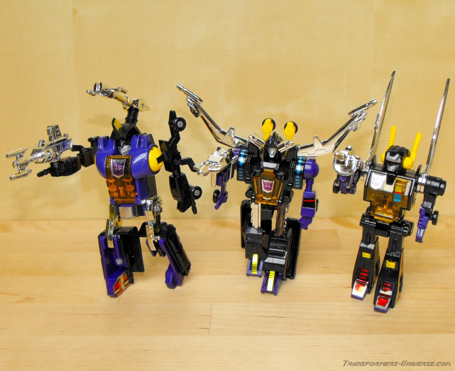 Transformers Universe Insecticons Universe Insecticons 2 /