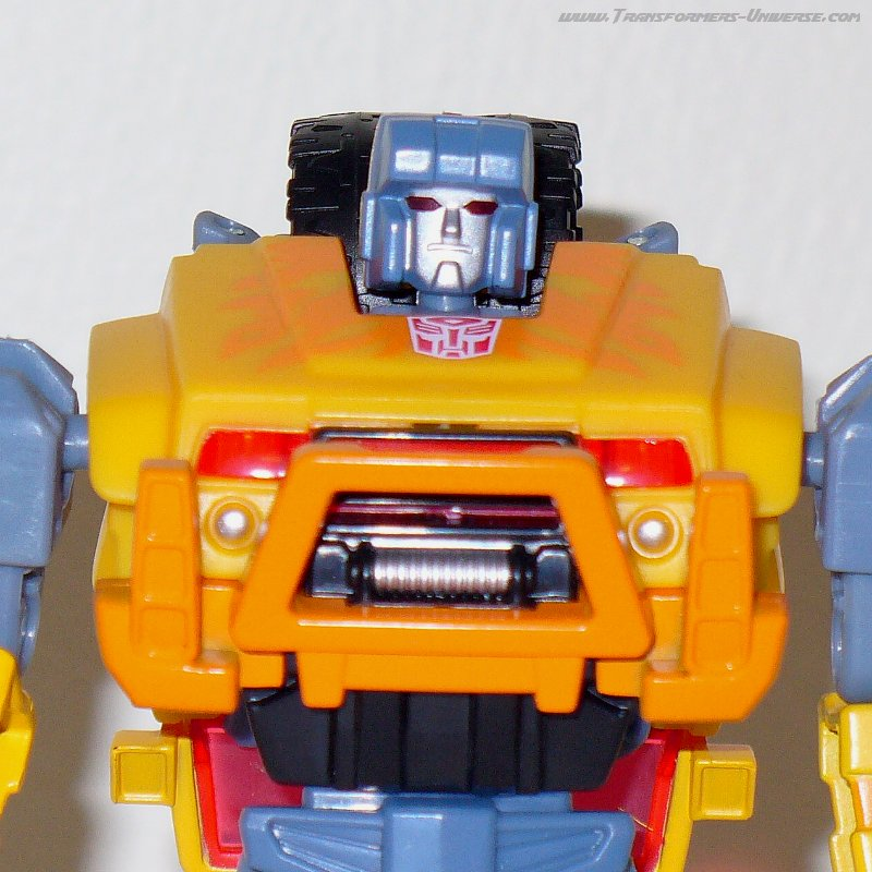 Botcon Exclusives Turbomaster (2010)