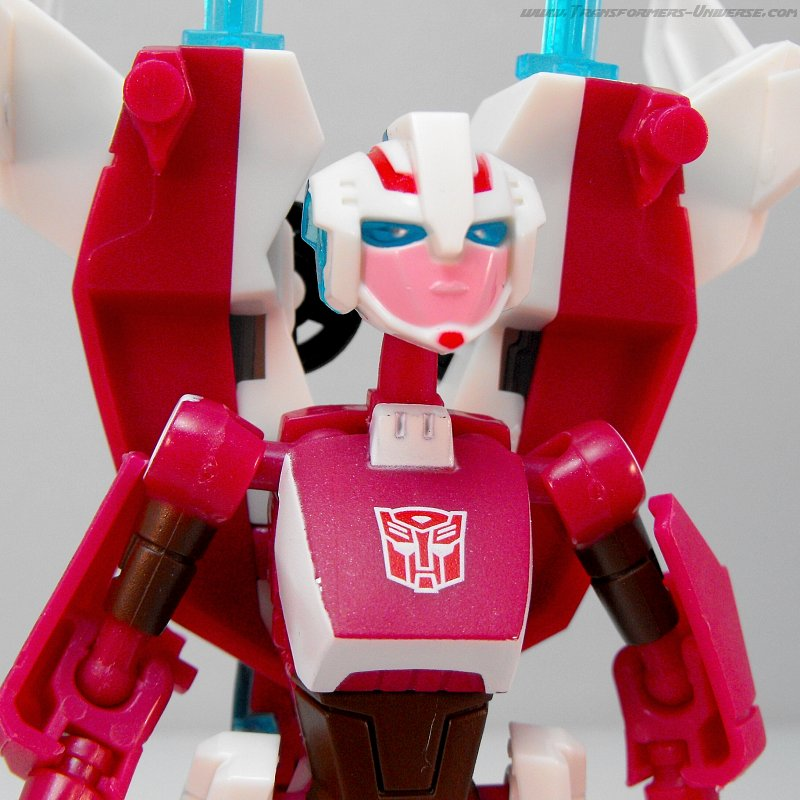Animated Japan Arcee (2010)