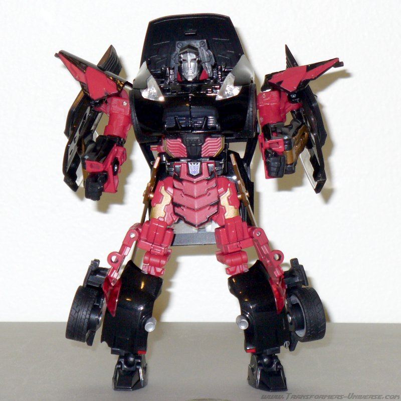 Alternity Megatron Diamond Black (2009)