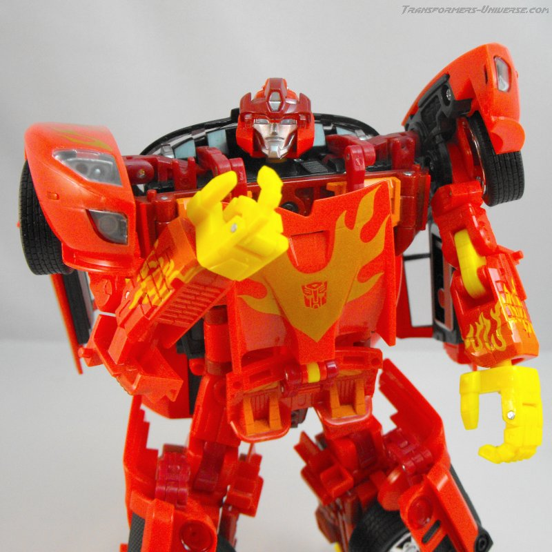 Alternators Rodimus (2007)