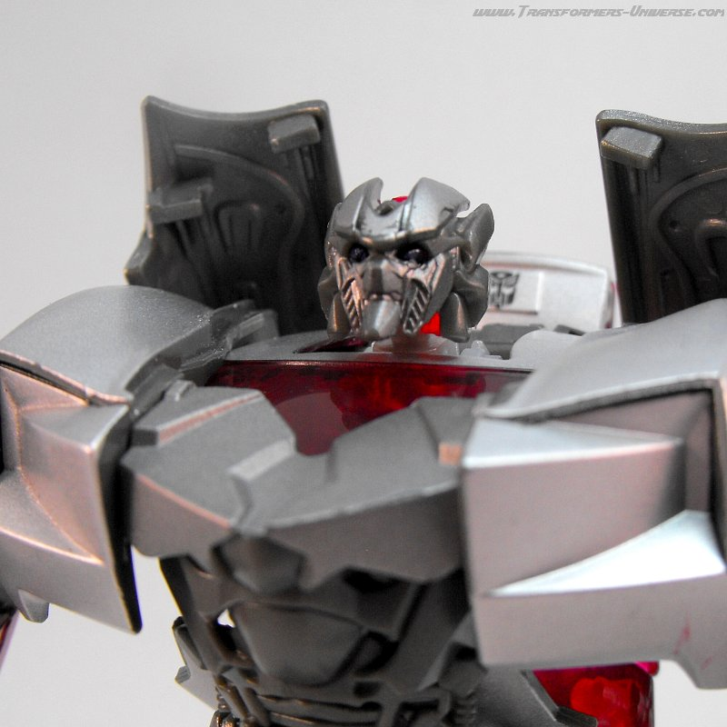 Hunt for the Decepticons Sidearm Sideswipe (2010)