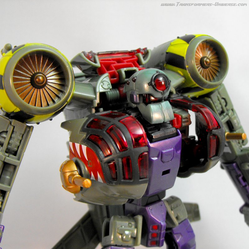 Reveal the Shield Lugnut (2011)