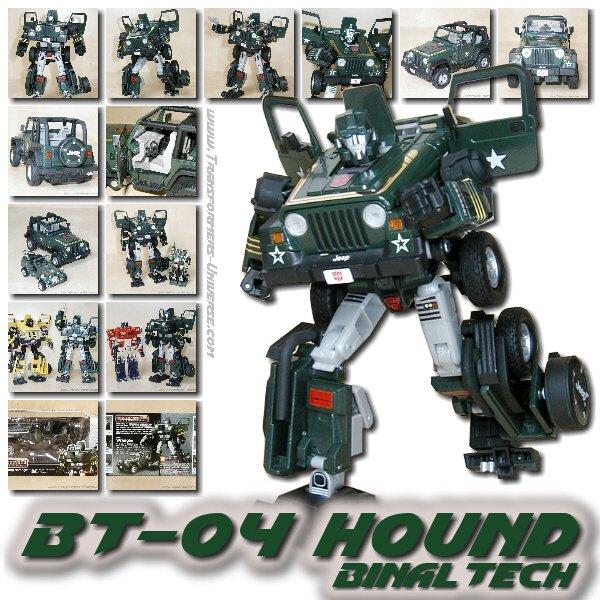 Binaltech BT-04 Hound