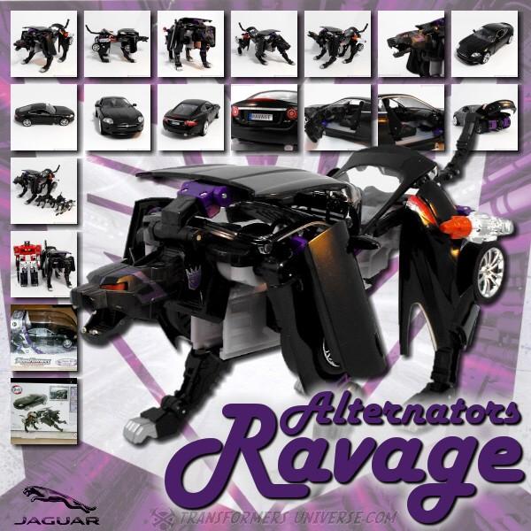 Alternators Ravage