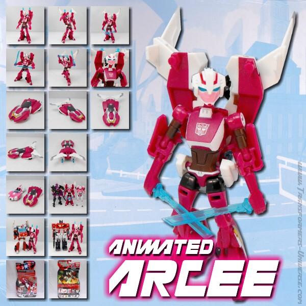 Animated Arcee