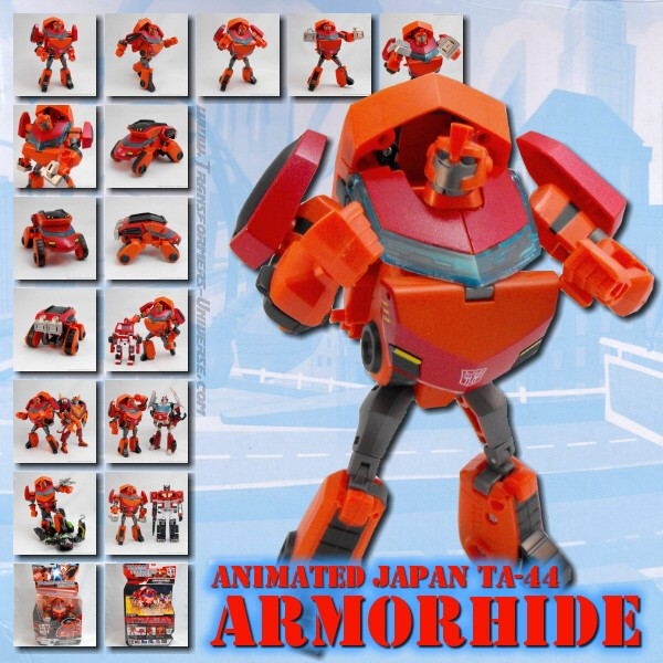 Animated Armorhide