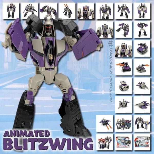 Animated Blitzwing