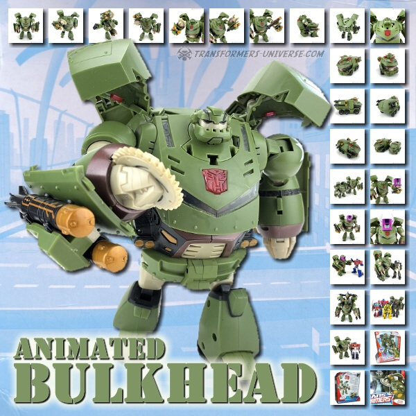 Animated Bulkhead Leader