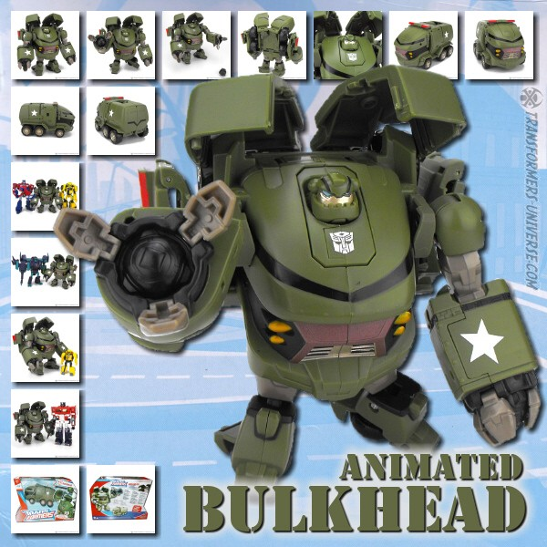 Animated Bulkhead