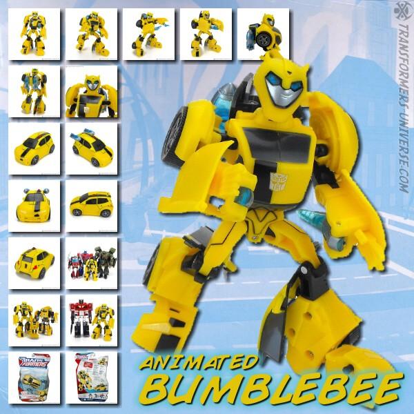 Animated Bumblebee