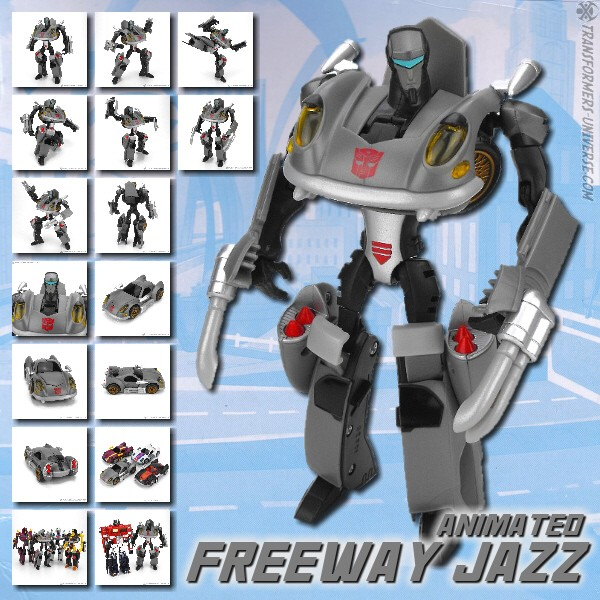Animated Freeway Jazz