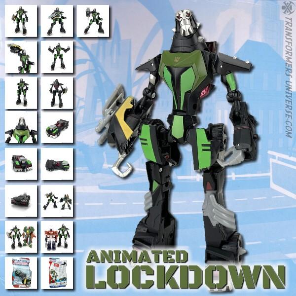Animated Lockdown