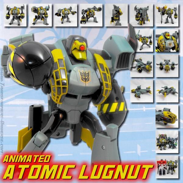 Animated Atomic Lugnut