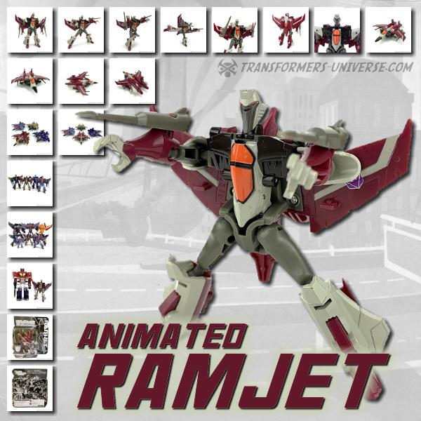 Animated Ramjet