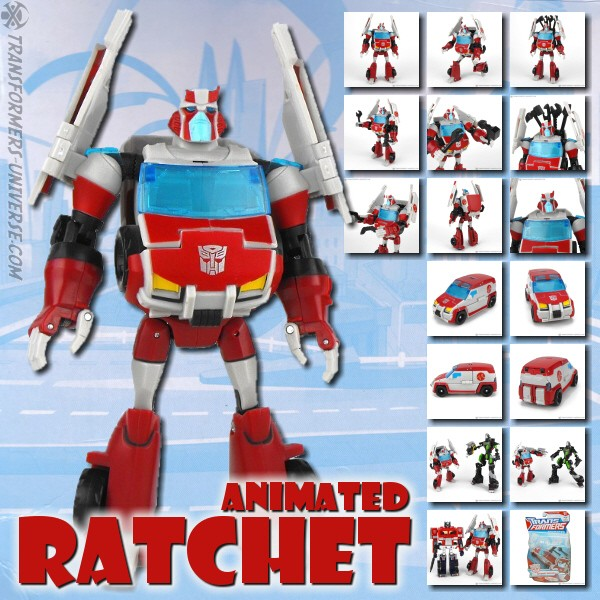 Animated Ratchet