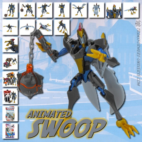 Animated Swoop