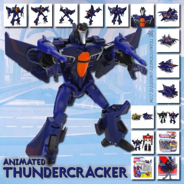 Animated Thundercracker