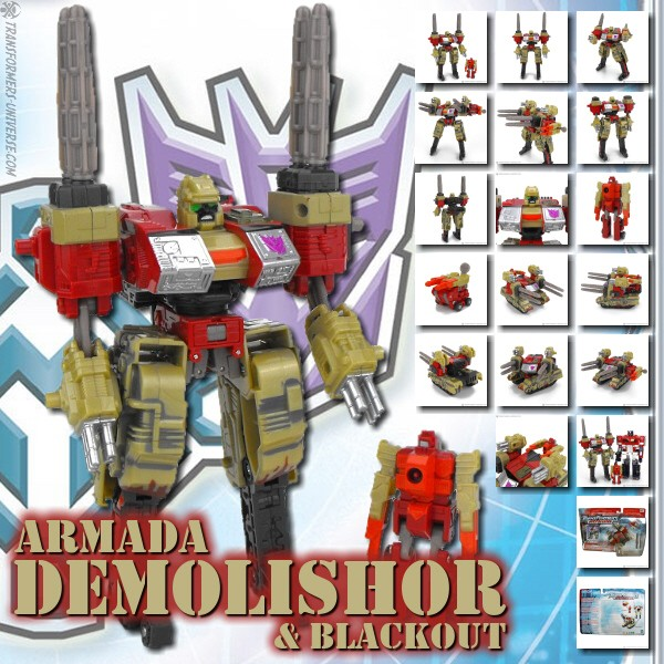 Armada Demolishor