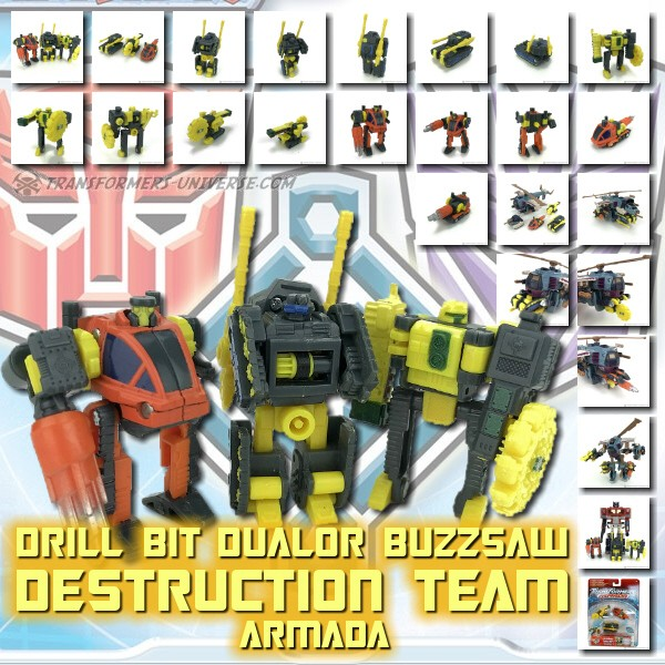Armada Destruction Team