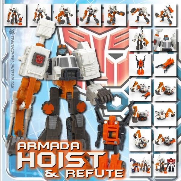 Armada Hoist & Refute