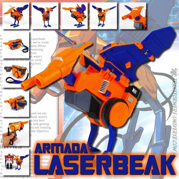 Armada Laserbeak