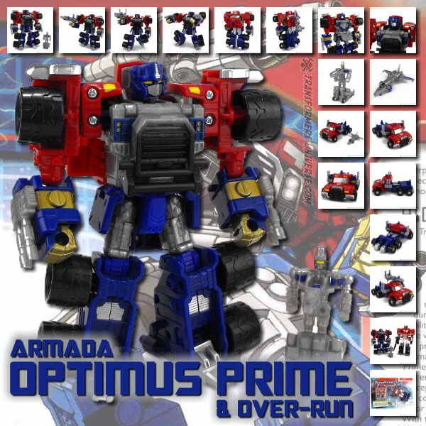 Armada Optimus Prime Supercon