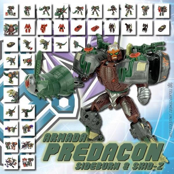Armada Predacon