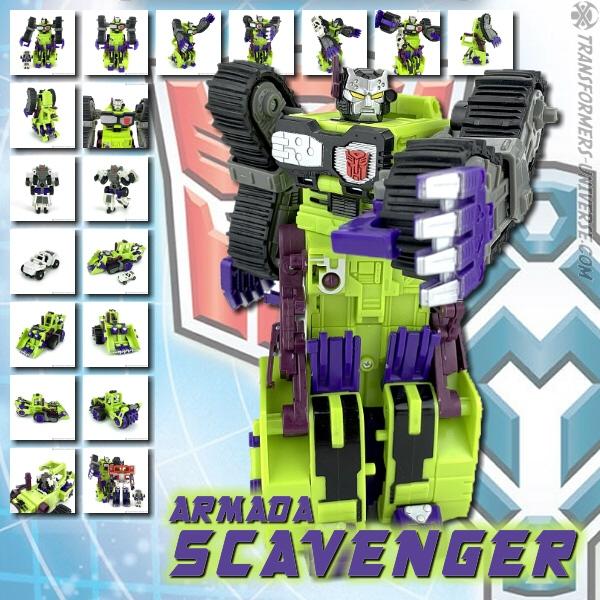 Armada Scavenger