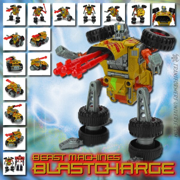 BM Blastcharge