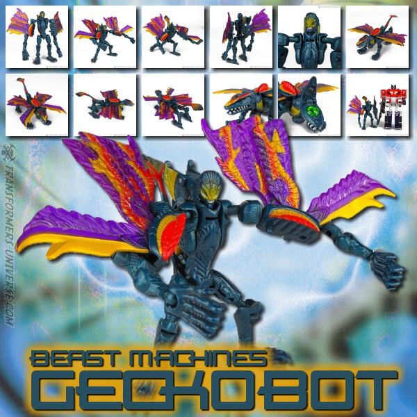 BM Geckobot