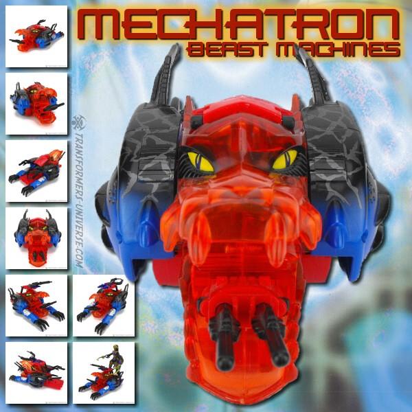 Beast Machines Mechatron