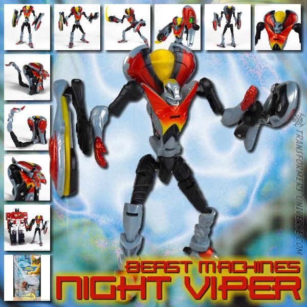 BM Night Viper
