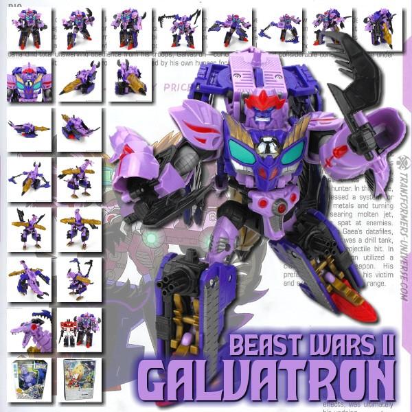 Beast Wars II Galvatron