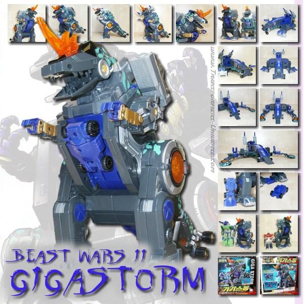Beast Wars II Gigastorm