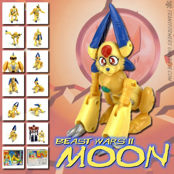 Beast Wars II Moon